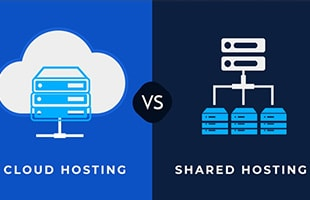 Difference between cloud hosting vs shared hosting: {2019 UPDATED}