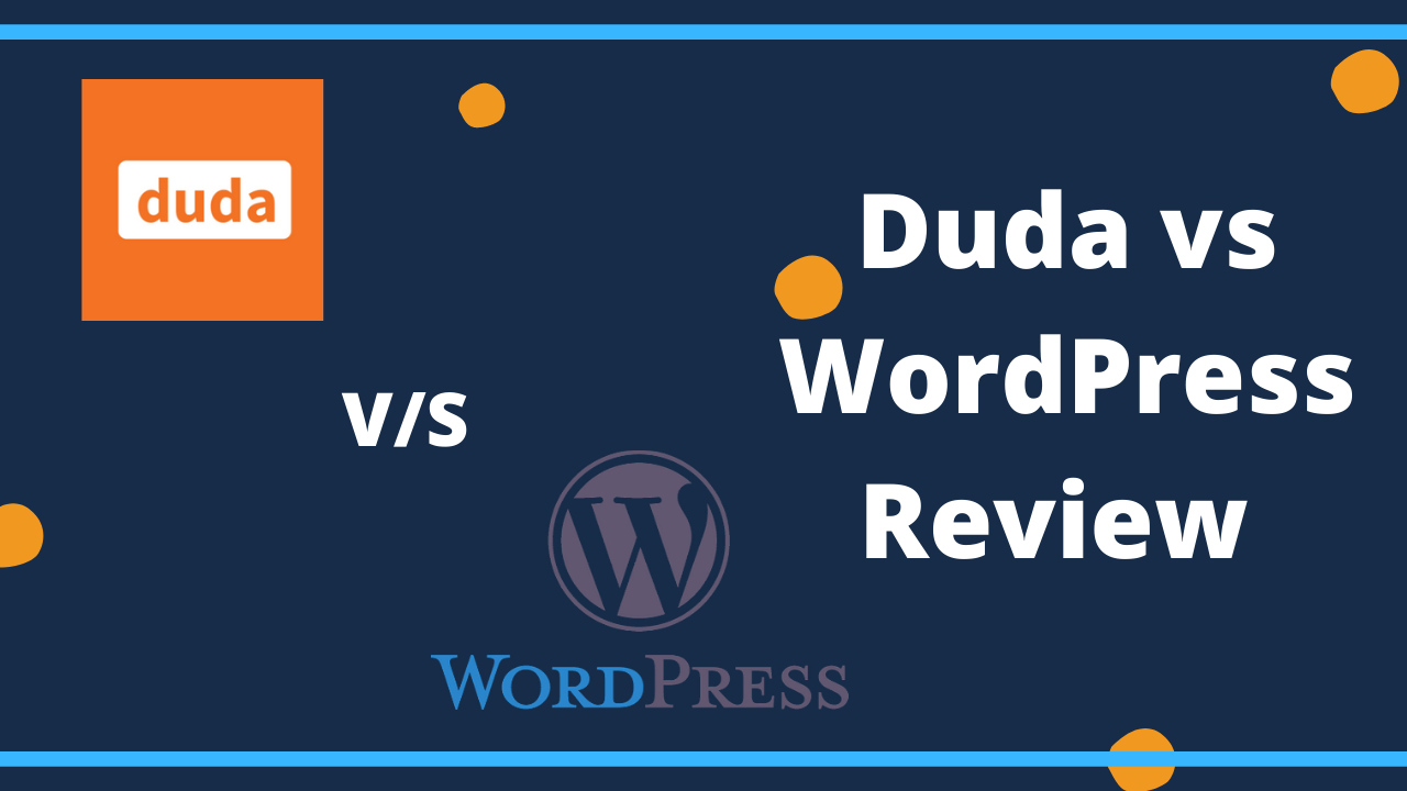 Duda vs WordPress Review
