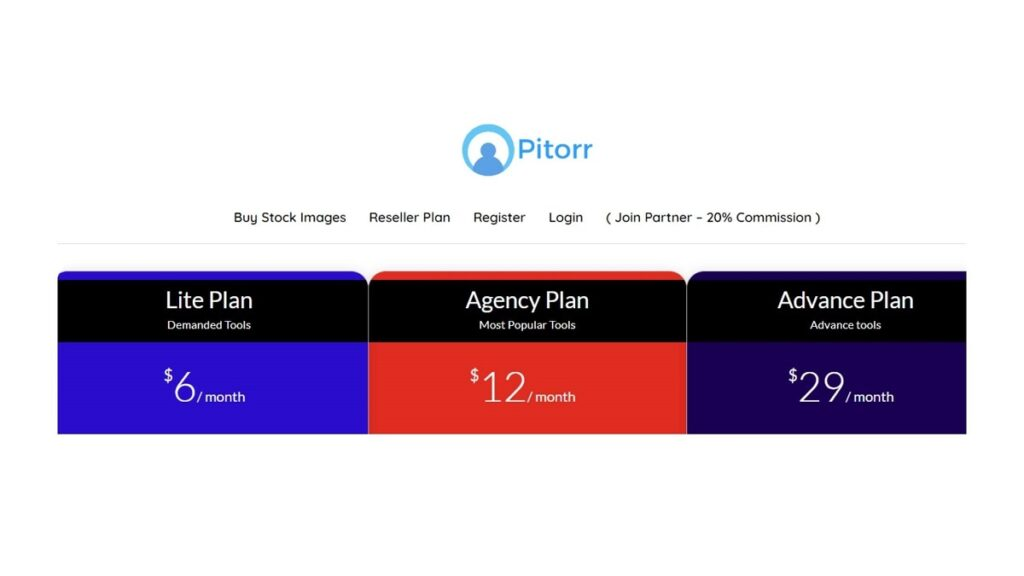 Pitorr Group Buy SEO Tools