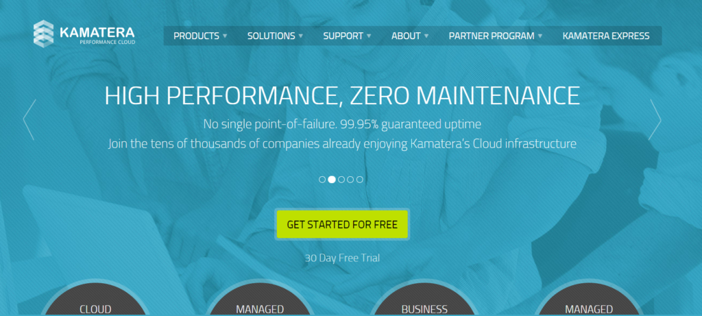 5 Best Cloud Hosting for WordPress With Free Trial